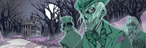 Hitchhiking Ghosts Colors