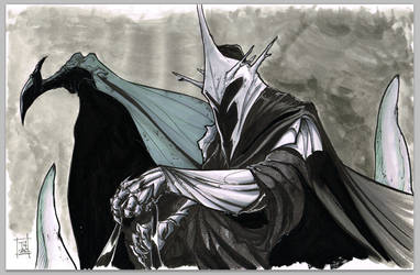 The Witch King by Hodges-Art