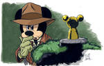 Indy Mickey