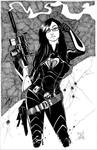The Baroness INKS
