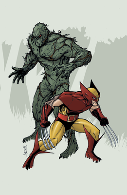 Wolverine and Swamp Thing