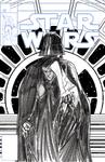 STAR WARS Mock Marvel Cover #2 Digital Pencils