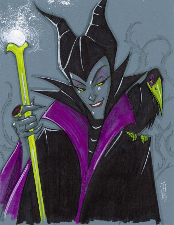 Warm Up 2, 12-30-2013 Maleficent