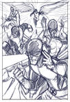 Classic X-Men (Rough Prelim)