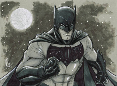 Batman Daily Sketch 5-14-2014