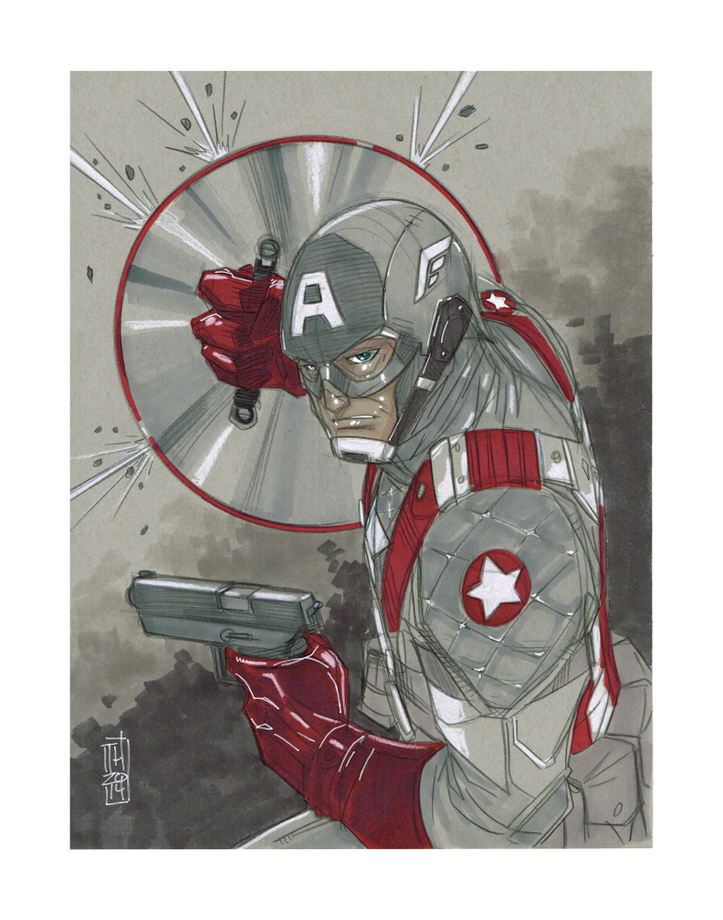 Cap by Hodges-Art