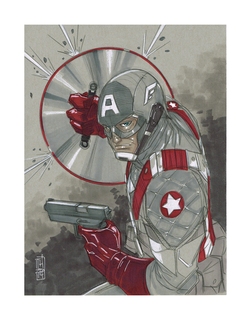 Cap by Hodges-Art