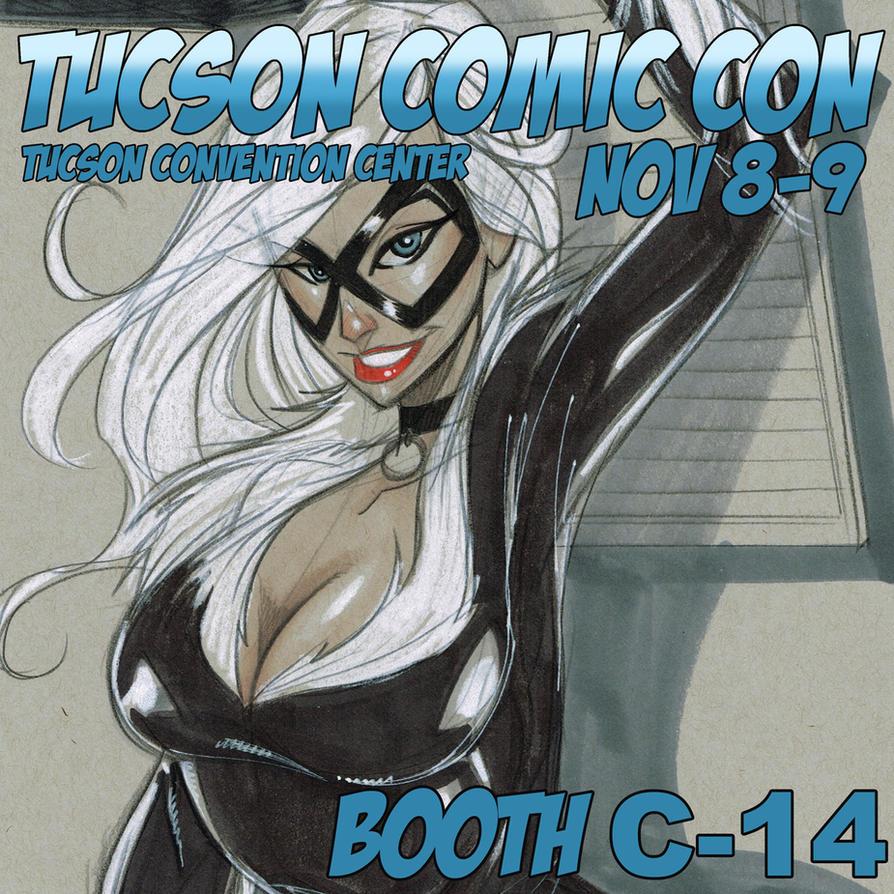 Tucson Comic Con Nov 8-9 2014 by Hodges-Art