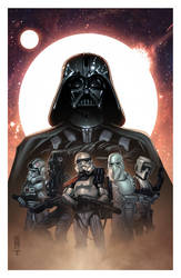 Fight for the Empire by Hodges-Art