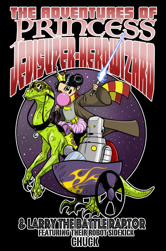 Helping Fuel Imagination, Shirt 1 by Hodges-Art
