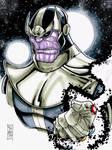 Avenger A Day No 3: Thanos