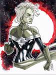 Avenger A Day No 4: Captain Marvel