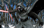 Kylo Ren from STAR WARS: THE FORCE AWAKENS