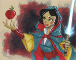 Jedi Snow White