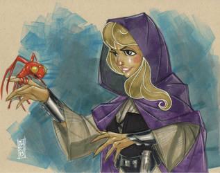 Jedi Aurora by Hodges-Art
