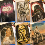 The Star Wars Sketch Book 01