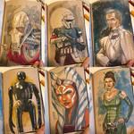The Star Wars Sketch Book 07