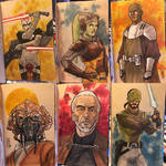 The Star Wars Sketch Book 10