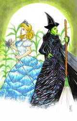 Wicked by Hodges-Art