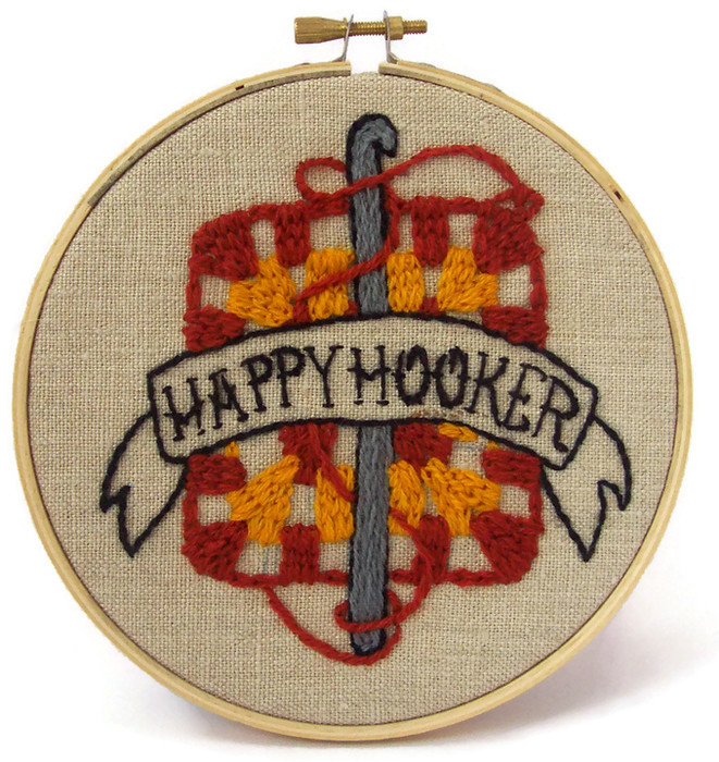 Happy Hooker by suislefil