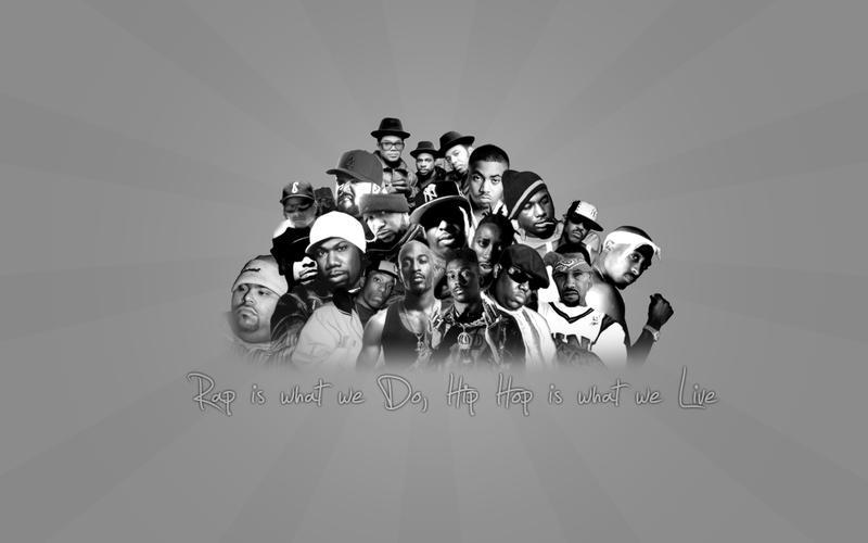 Hip Hop Wallpaper by SmokaveliSouljah