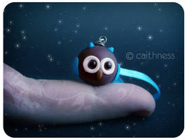 Night Owl by caithness-shop
