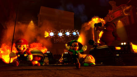 Bowser's Uprising