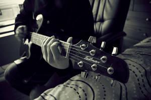 Guitar Man by wackymanda