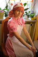 Nurse Joy Cosplay by Cita-la-Star