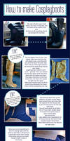 Cosplay Boots Tutorial