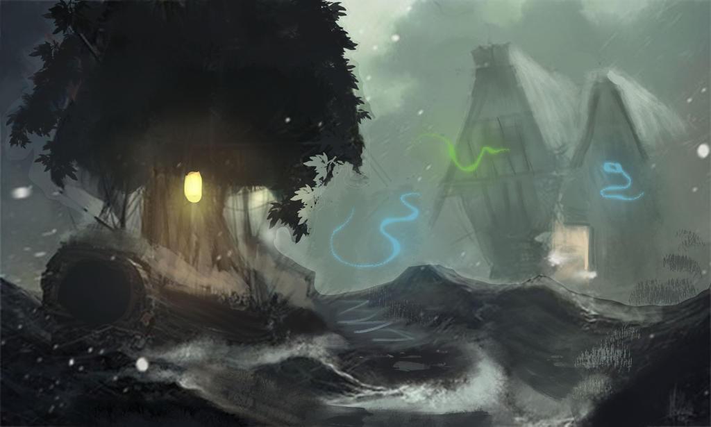 Gretchen's Grotto ver 2 by pikaomi