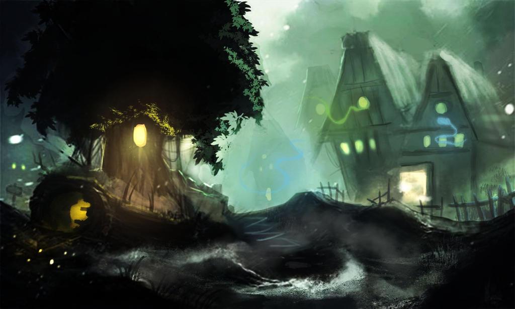 Gretchen's Grotto ver 3 by pikaomi
