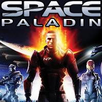 Space Paladin by DawnPaladin
