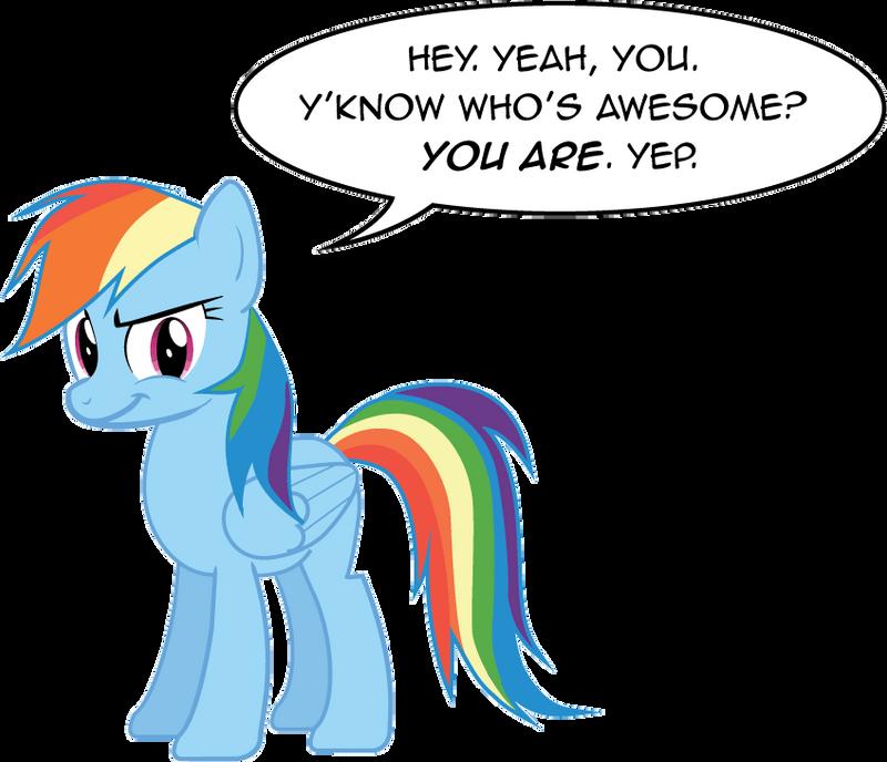 Pony vector no. 1 by DawnPaladin