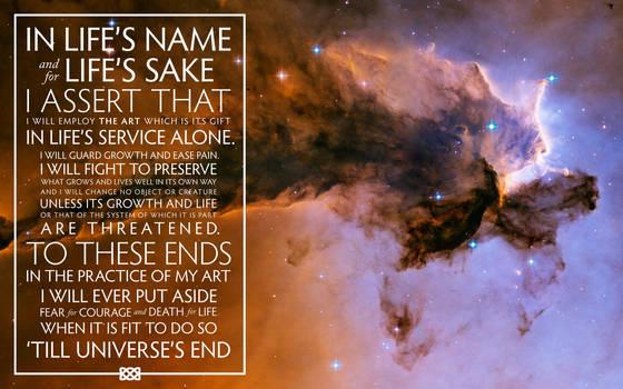 Wizard's Oath: Eagle Nebula