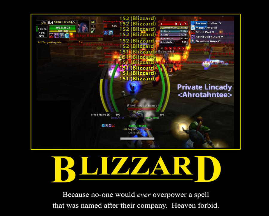 Blizzard by DawnPaladin