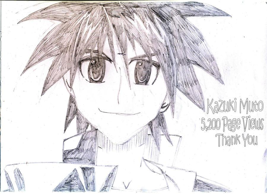 Kazuki Muto 5200 Page Views