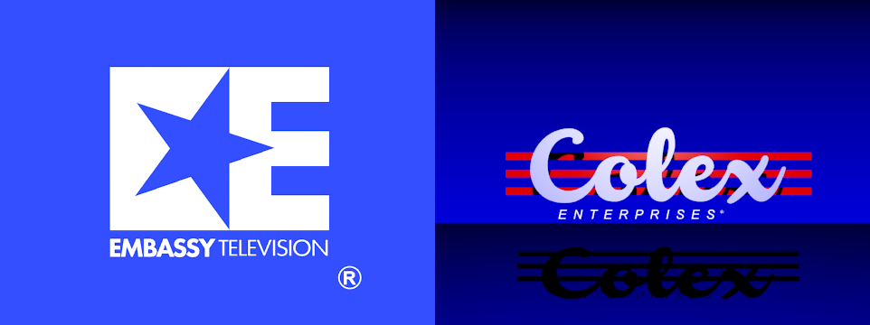 Embassy television colex enterprises logo remakes by for Consul enterprise