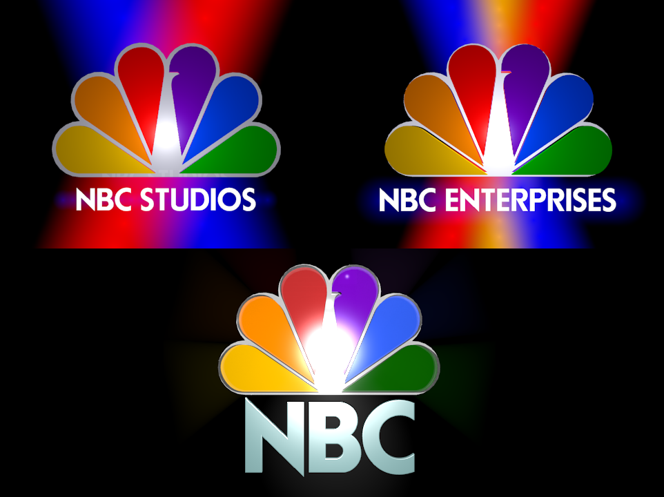 Other Releated NBC Studios Logo Remakes V2 by RiaraSands