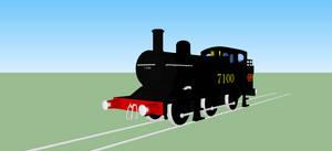 LMS Fowler Class 3F ''Jinty''