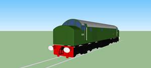 British Railways Class 40