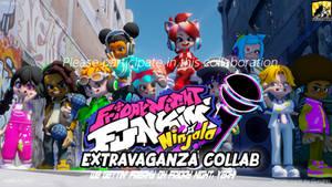 Friday Night Funkin' x Ninjala 2021 Collab!
