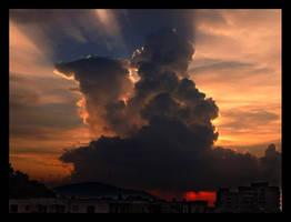 Sunset by Ansheen