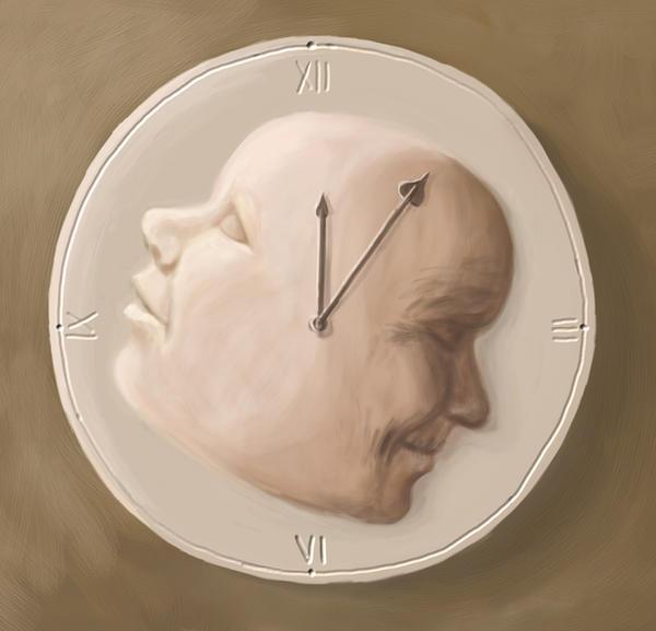 Time by ArtAnda
