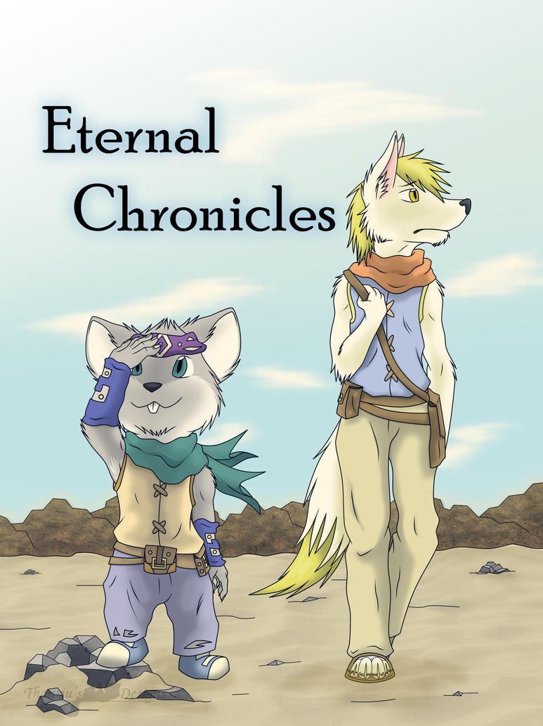 Portada.- Eternal Chronicles by Endriand