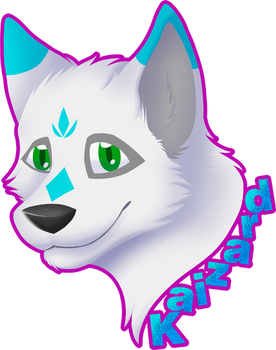 Kayzard Badge