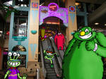 Monsters In Metroland