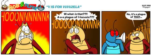 B'n'F - V Is For Vuvuzela