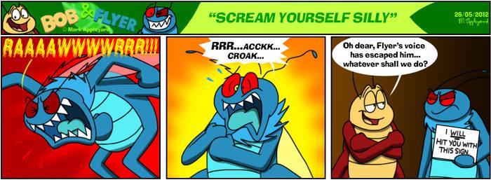 B'n'F - Scream Yourself Silly