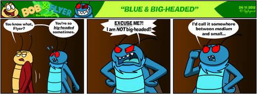 B'n'F - Blue and Big-Headed